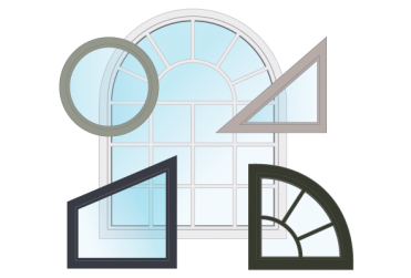 Custom-Shaped & Specialty Windows