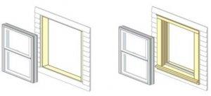 frame-installation