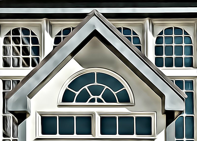 Distinctive Homes – Special Shape Windows