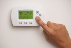 programming thermostat