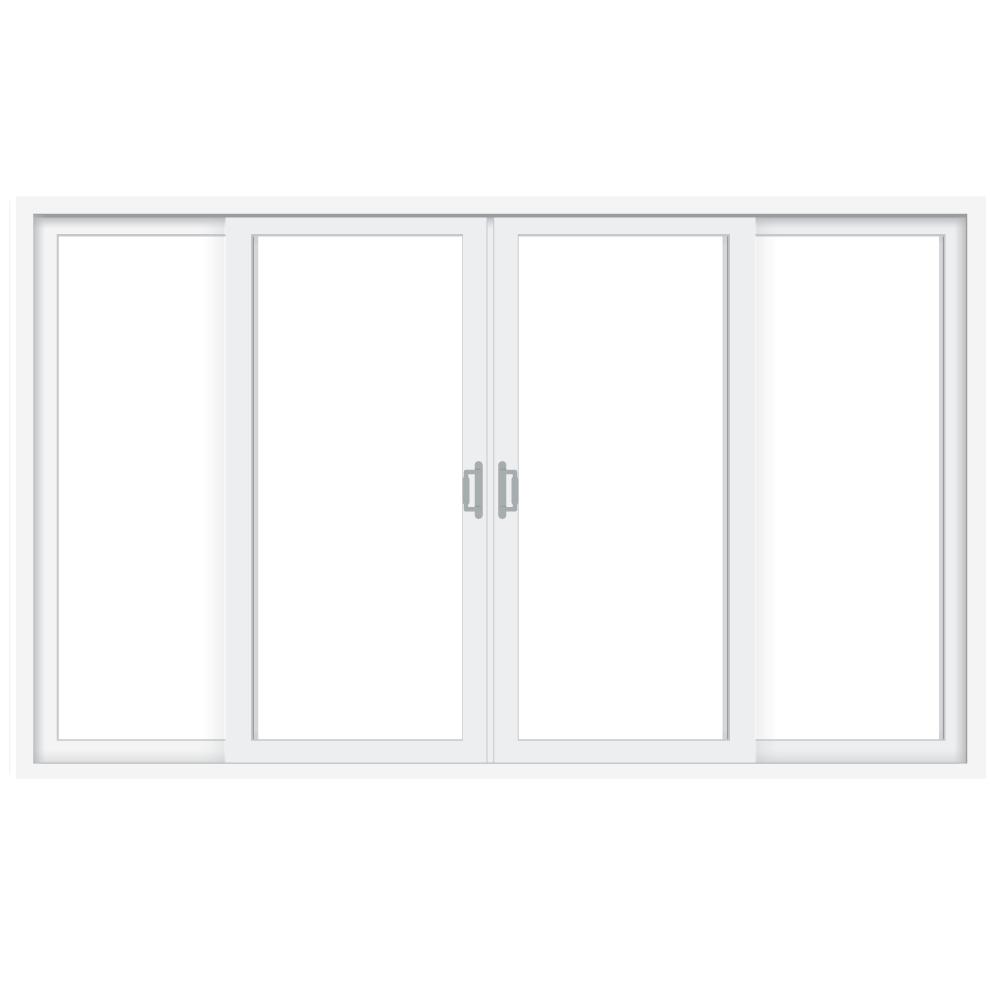 4 Panel Sliding Patio Door