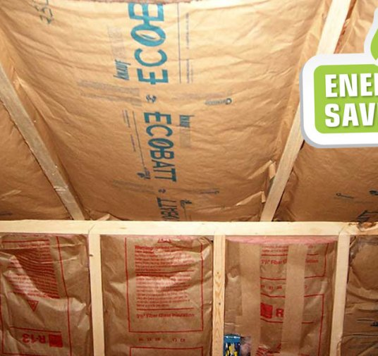 Saving Energy With Insulation - Discount Windows Inc