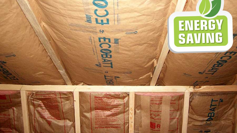 Saving Energy With Insulation - Discount Windows Inc