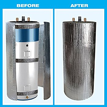 if not consider insulating your water tank which could reduce standby heat losses by 25u201345 and save you about 7u201316 in water heating should