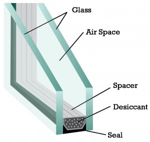 window spacers